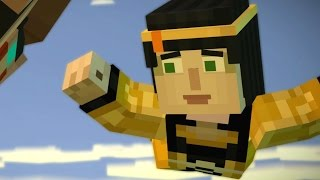 Minecraft: FALLING OUT OF THE WORLD! - STORY MODE [Episode 5][4]
