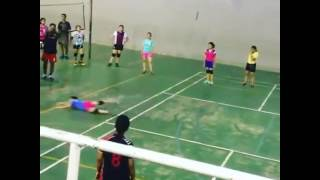 Aksi Pemain Cilik Bola Voli Indonesia ( Amazing Indonesian Junior  VolleyBall Action )