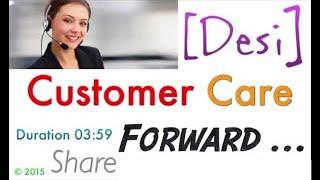 Customer Care Funny Calls with Desi Boy (Punjabi)