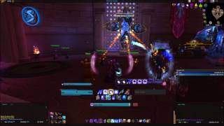 Arcane Mage - 7.2.5 - Double ring + T19 2pc + T20 4pc rotation - 1.3M DPS