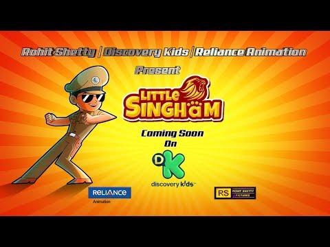 Xxx Mp4 Little Singham Official Trailer Animation TV Series 3gp Sex