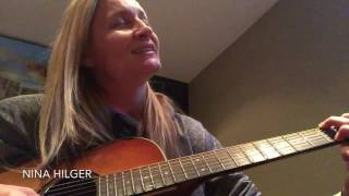 STARS GO DIM - You Are Loved - Acoustic Cover - Nina Hilger