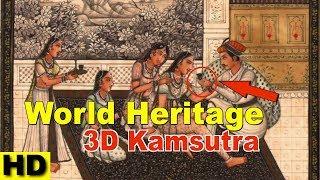 3D Kamsutra II World Heritage II Ft.Mugal Art II Part#02