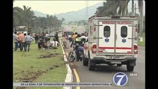 Tres personas fallecen tras accidente en ruta al Pacífico