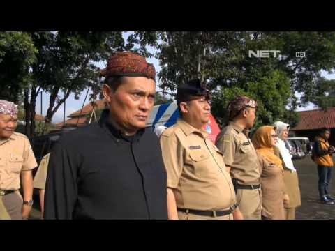 NET12 - PNS di Garut diwajibkan mengenakan pakaian dan berbicara Bahasa Sunda