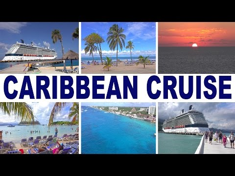 CARIBBEAN CRUISE - Miami, Mexico, Jamaica, Haiti, Grand Cayman 2016 4K