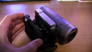 Sony HDR-HC3 Problems
