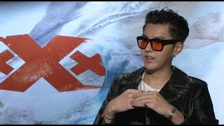 Kris Wu discusses his acting career in Hollywood