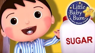 Johny Johny Yes Papa | Nursery Rhymes | by LittleBabyBum!