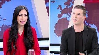 فرح ياسمين .. علاقتي بالقنوات رائعة و اطلاق أول برنامج جزائري على الواب حلم و إختيار