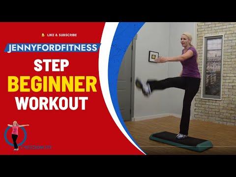 Beginner Step Aerobics JENNY FORD