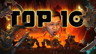 TOP 10 Kobolds and Catacombs Cards! Trump's Picks for the Strongest Cards