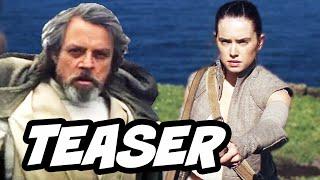 Star Wars Episode 8 Official Teaser Breakdown