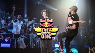 Red Bull BC One 2015 The Soundtrack | Bboy Breakdance Music