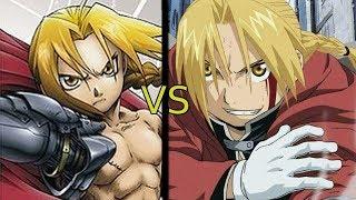 Fullmetal Alchemist 2003 VS Fullmetal Alchemist Brotherhood - Part 1   From Manga to Anime