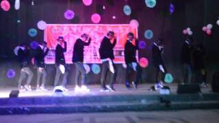 ISPAT COLLAGE ! MJ STYLE IN NAGPURI SONG