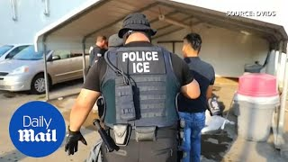 Nearly 700 arrested in sweeping ICE raids across Mississippi