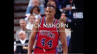 60 Days of Summer Live with Rick Mahorn