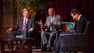 Geoffrey Canada & Stan Druckenmiller | Generational Equity | Full Interview