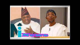 Account for how you plunged Osun into misery - Adeleke to Aregbesola