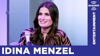 Idina Menzel's Family Makes Fun of Her 'Frozen 2' Rehearsals
