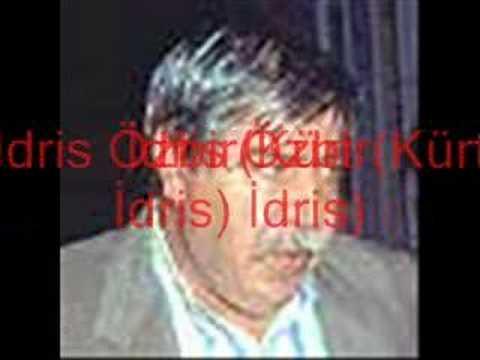 Kürt Mafya Babalari Behcet Cantürk Hüseyin Baybasin Inci Baba ve digerleri