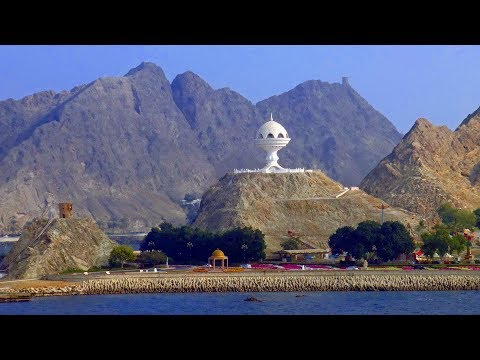 Muscat the capital of Oman 4K