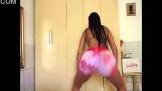 Myrlla Pinheiro Dançando Funk 2015