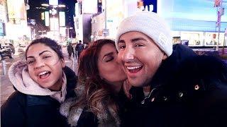 Surprise New York City Trip Vlog!