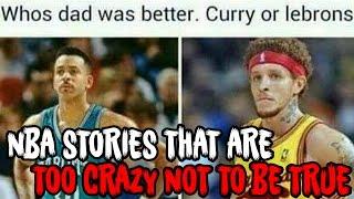 NBA Conspiracies!