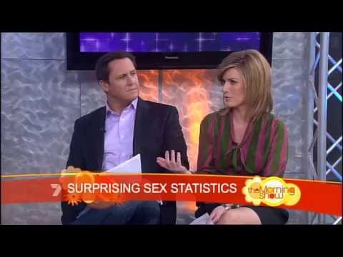 Xxx Mp4 Channel 7 Presenter Reacts To Talking About Average Penis Size 3gp Sex