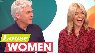 Holly And Phillip On Their Friendship And Love Of Tequila! | Loose Women