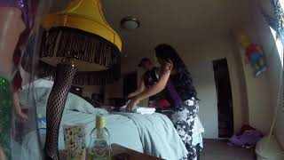 Caught Wife Cheating(Gets Violent!!)