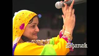 Shazia Kushak performing live in Miami - Dhanak TV USA