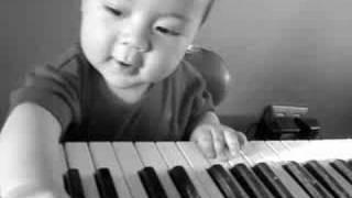 Daniel pianista/fondo Amelie.