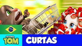 Talking Tom Curtas - O Último Cereal (Episódio 32)