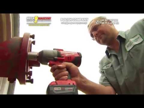 Bezprzewodowy klucz udarowy MILWAUKEE M18 CHIWF12-402c