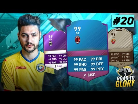 FIFA 17 BEST CHEAP OVERPOWERED ITALIAN LEAGUE SQUAD BUILDER - ROAD TO GLORY #20