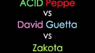 AC!D Caniccio Vs David Guetta Vs Zakota's Ragequit  PART 1 [Pezzo epico imperdibile!]