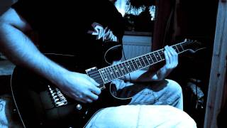 Nightwish - Storytime (guitar cover)