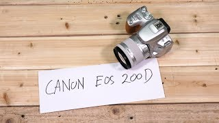 Review DSLR Jaman Now EOS 200D