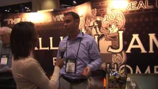 Allison James Estates & Homes CEO Matthew Crumbaugh at NAR 2012
