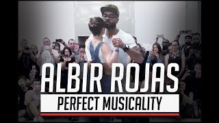 Albir Rojas & Eli | Perfect Musicality Kizomba Dance @ KIZMI 2016 / Yuna ft. DJ Alnova - Crush