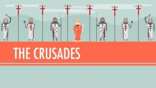 The Crusades - Pilgrimage or Holy War?: Crash Course World History #15