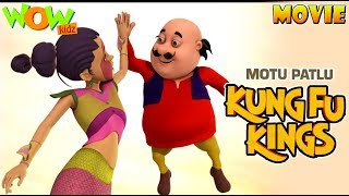 Motu Patlu KungFu Kings - Movie - ENGLISH, SPANISH & FRENCH SUBTITLES!