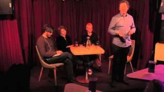 24.02.2016 - Stavanger kritikersalong: Veksthuset eller slaktehuset? Bø, Zahl, Rangnes, Askelund
