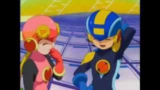 The Net Mobile Grand Prix  (Megaman NT Warrior Speed Racer AMV)