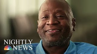 Singing Janitor Makes Hospital Patients Smile   NBC Nightly News