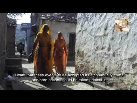 Women Forced to Walk Barefoot: Fear & Loathing in Rajasthan