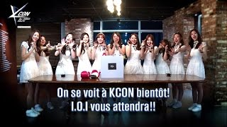 [KCON 2016 France] Star Countdown D-10 by I.O.I (Full Ver.)